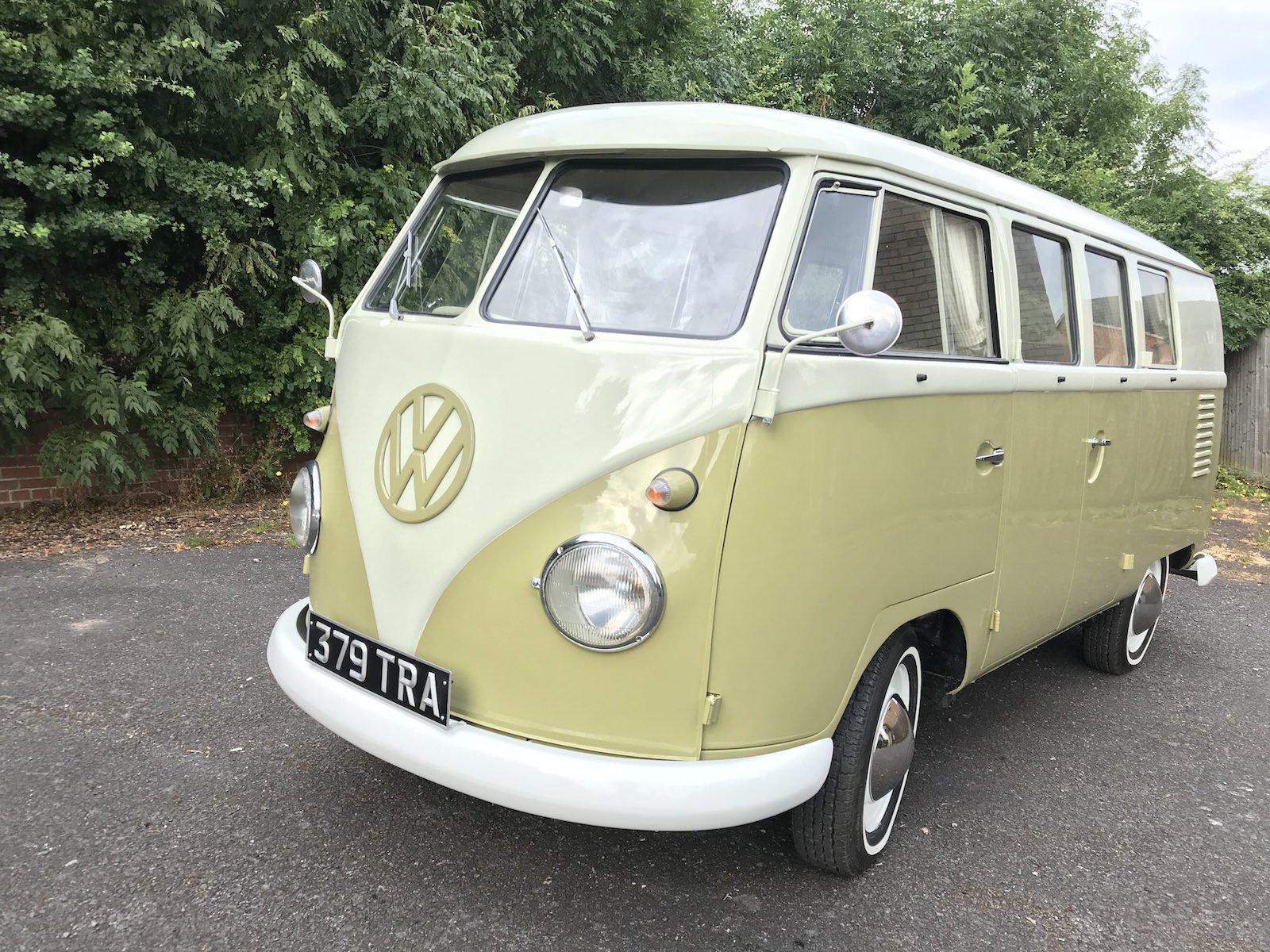 Volkswagen Campervan Specialists CCR Auto Trim Loughborough