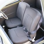 Classic Car Brown Seat Interior Retrim CCR Auto Trim Loughborough