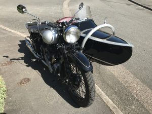 Classic Motorbike and Carriage Seat Repair Loughborough