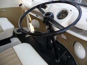 Specialist VW Volkswagen Campervan Wood Cabinets Interiors and Seat Retrim Service CCR Auto Trim Loughborough